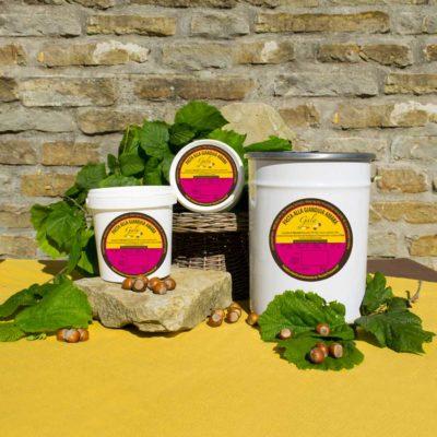 Pasta alla Gianduia di Nocciola Piemonte IGP Amara